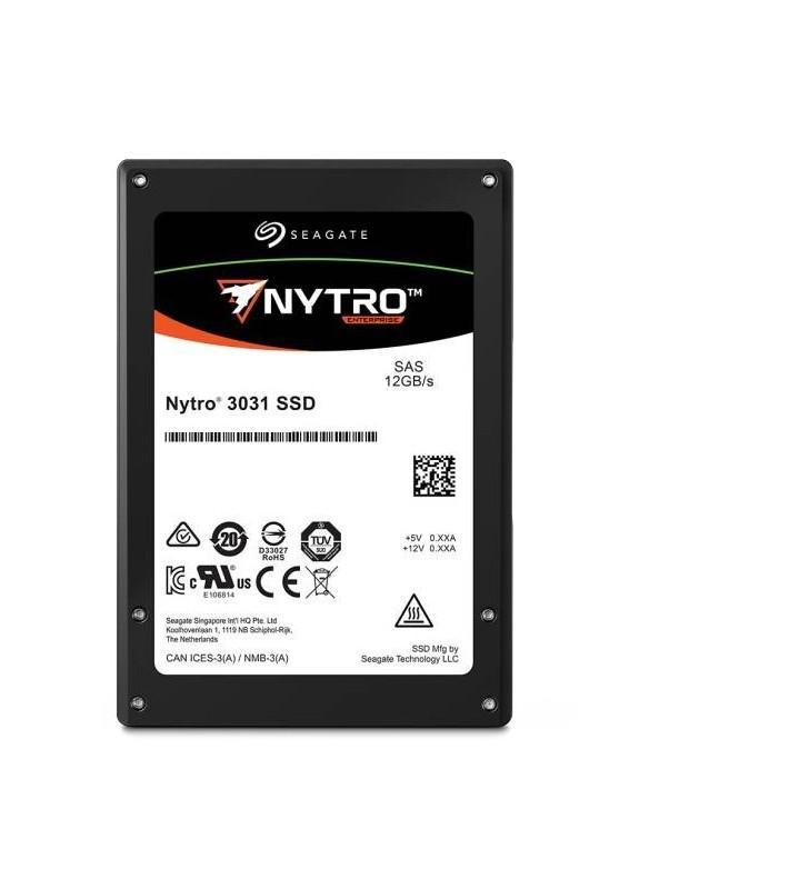 """Seagate Nytro 3531 2.5"""" 3200 Giga Bites SAS 3D eTLC"""