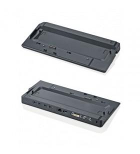 Fujitsu S26391-F1557-L110 stații de andocare și replicatoare de porturi pentru calculatoare portabile Tip dock Negru