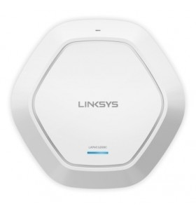 Linksys LAPAC1200C 1000 Mbit s Power over Ethernet (PoE) Suport Alb