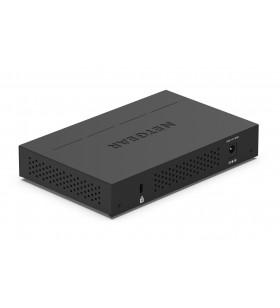 Netgear GS305PP Fara management Gigabit Ethernet (10 100 1000) Negru Power over Ethernet (PoE) Suport