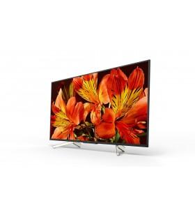 "Sony FW-49BZ35F Afișaj Semne 124,5 cm (49"") LCD 4K Ultra HD Panou informare digital de perete Negru Android 7.0"