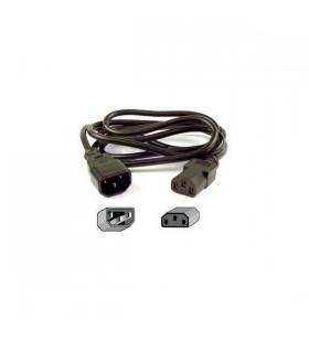 Eaton 1010081 cabluri de alimentare Negru 1,7 m Conector C14 Cablu de alimentare tip F