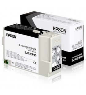 Epson SJIC20P(K) - Ink cartridge for TM-C3400BK (Black)
