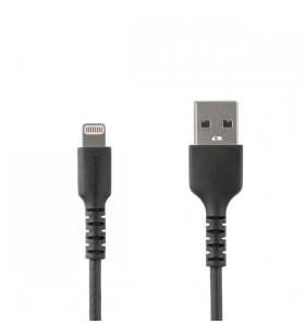 StarTech.com RUSBLTMM2MB cablu Lightning 2 m Negru