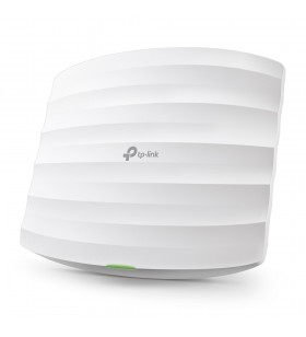 TP-LINK EAP225 router wireless Bandă dublă (2.4 GHz  5 GHz) Gigabit Ethernet Alb