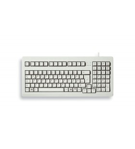 CHERRY G80-1800 tastaturi USB QWERTY Engleză SUA Gri