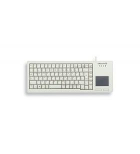 CHERRY XS Touchpad tastaturi USB QWERTZ Germană Gri