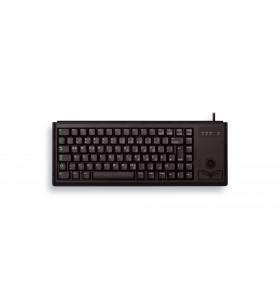 CHERRY G84-4400 tastaturi USB QWERTZ Germană Negru