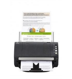 Fujitsu fi-7140 600 x 600 DPI Scanner ADF Negru, Alb A4