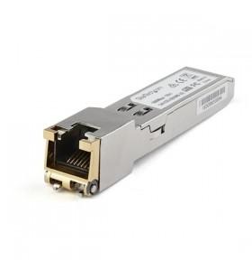StarTech.com GLCTEST module de emisie-recepție pentru rețele De cupru 1250 Mbit s SFP
