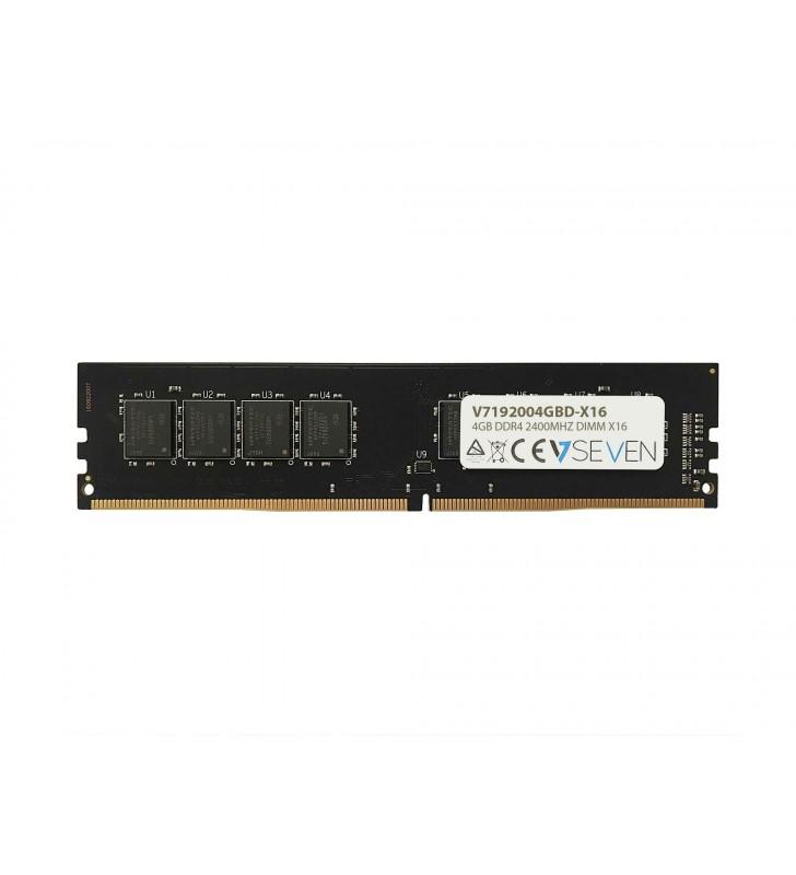 V7 V7192004GBD-X16 module de memorie 4 Giga Bites DDR4 2400 MHz
