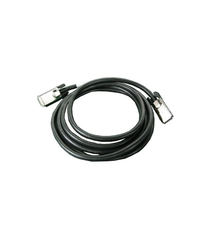DELL 470-AAPW cabluri de rețea 1 m Negru