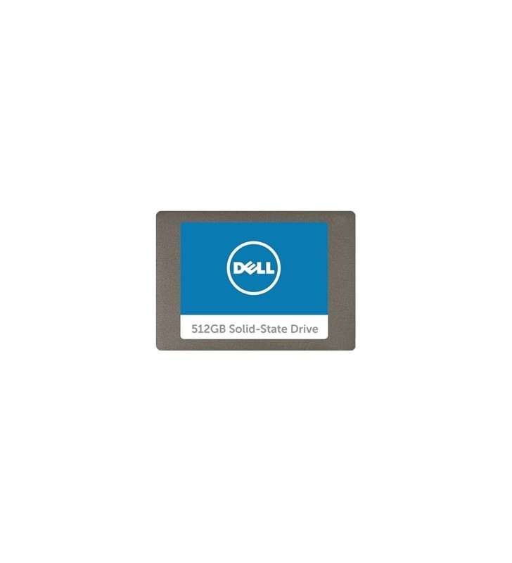 "DELL A9794135 unități SSD 2.5"" 512 Giga Bites SATA"