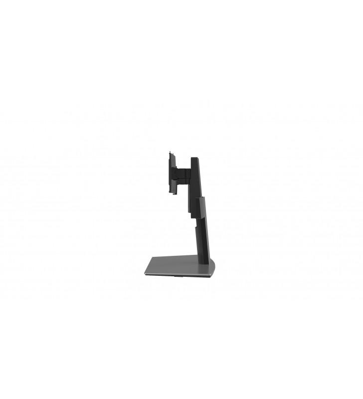 """DELL Dual Monitor Stand 68,6 cm (27"""") Aluminiu, Negru"""
