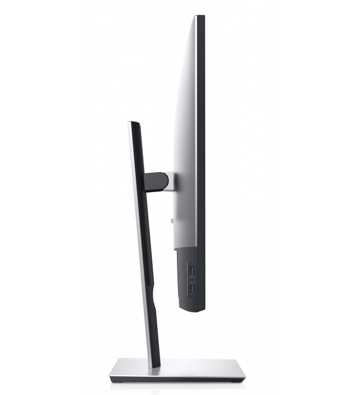 "DELL UltraSharp U3219Q 80 cm (31.5"") 3840 x 2160 Pixel 4K Ultra HD LED Negru, Argint"