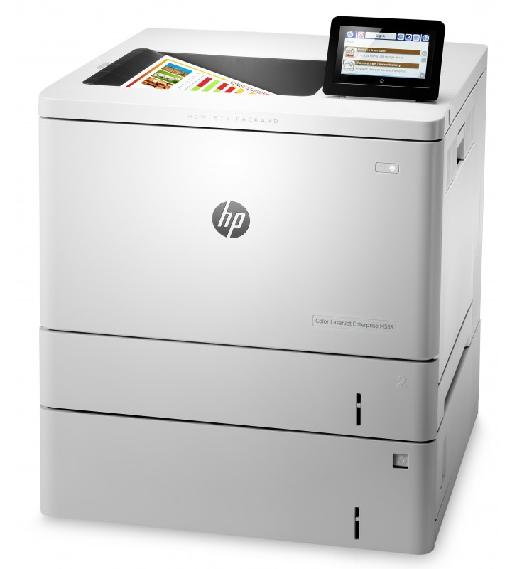 HP Color LaserJet Enterprise M553x Culoare 1200 x 1200 DPI A4