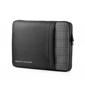 """HP UltraBook 12.5-inch Sleeve genți pentru notebook-uri 31,8 cm (12.5"""") Geantă Sleeve Negru, Gri"""