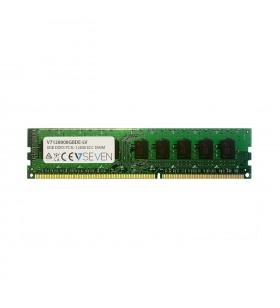 V7 V7128008GBDE-LV module de memorie 8 Giga Bites DDR3 1600 MHz