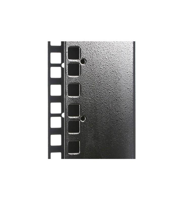 StarTech.com 4POSTRACK36 rack-uri 36U Raft de sine stătător Negru