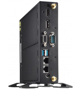 Shuttle XPС slim DS10U 4205U 1,8 GHz Dimensiune carcasă PC 1.3L Negru Intel SoC