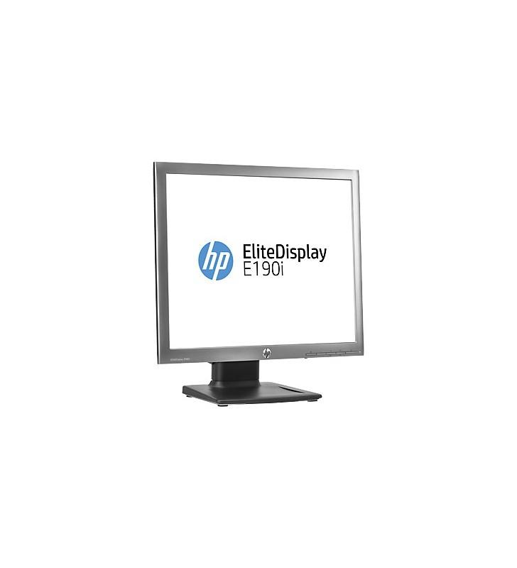 "HP EliteDisplay E190i 48 cm (18.9"") 1280 x 1024 Pixel LED Argint"