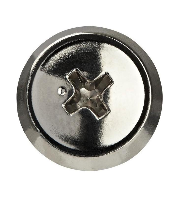 StarTech.com CABSCRWS1224 șuruburi și autofiletante Bolț 1,65 cm 50 buc.