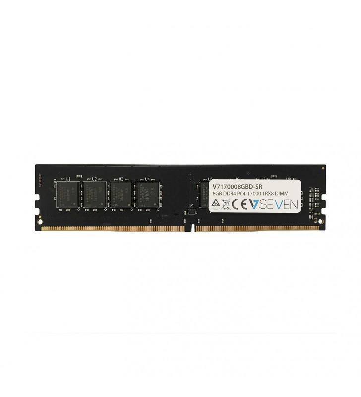 V7 V7170008GBD-SR module de memorie 8 Giga Bites DDR4 2133 MHz CCE