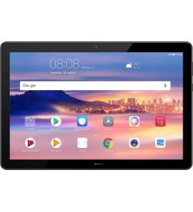 "Huawei MediaPad T5 25,6 cm (10.1"") Hisilicon Kirin 3 Giga Bites 32 Giga Bites Wi-Fi 5 (802.11ac) Negru Android 8.0"