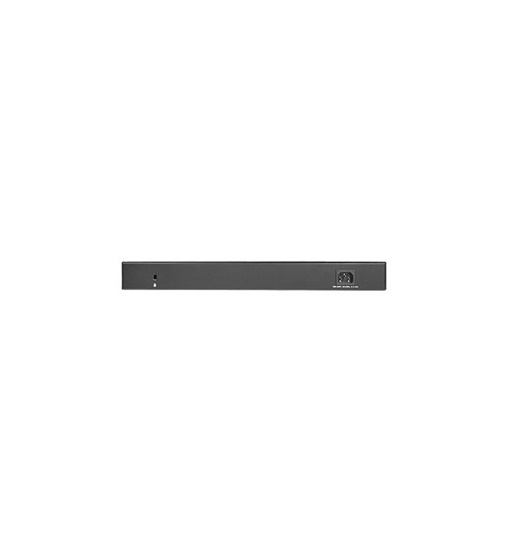 Netgear GS348PP Fara management Gigabit Ethernet (10 100 1000) Negru Power over Ethernet (PoE) Suport