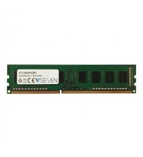 V7 V7128004GBD module de memorie 4 Giga Bites DDR3 1600 MHz