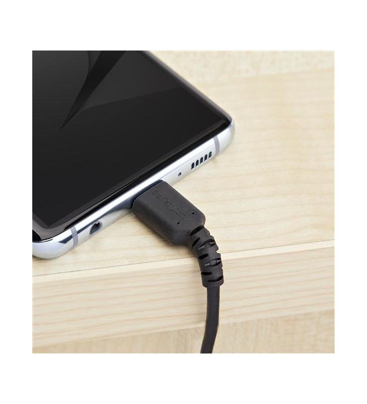 StarTech.com RUSB2AC2MB cabluri USB 2 m 2.0 USB A USB C Negru