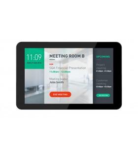 """Philips 10BDL4151T 00 Afișaj Semne 25,6 cm (10.1"""") HD Ecran tactil Ecran plat interactiv Negru Android 7.1"""