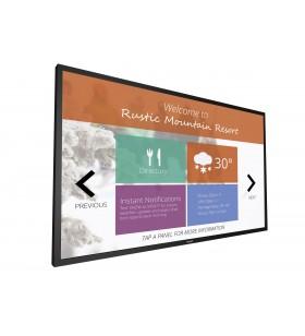 """Philips Signage Solutions 43BDL4051T 00 Afișaj Semne 108 cm (42.5"""") Full HD Ecran tactil Panou informare digital de perete"""