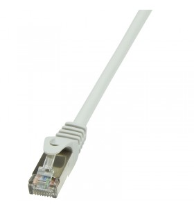 "Patch Cable Cat.5e SF/UTP  5,00m grey ""CP1072D"""