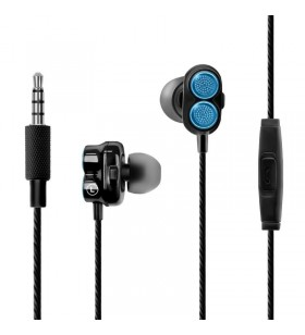 PROMATE ONYX.BLUE IN-EAR...