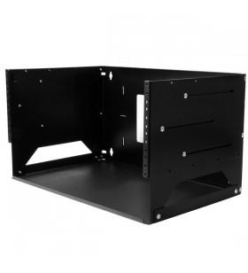 StarTech.com WALLSHELF4U rack-uri 4U Raft montat pe perete Negru
