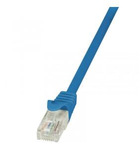 """Patch Cable Cat.5e U/UTP  7,50m blue """"CP1086U"""""""
