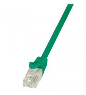 "Patch Cable Cat.5e U/UTP 10m green ""CP1095U"""