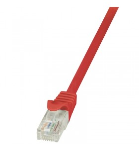 "Patch Cable Cat.6 U/UTP red  5,00m EconLine ""CP2074U"""