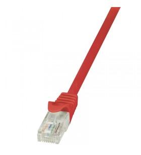 "Patch Cable Cat.6 U/UTP red 10m EconLine ""CP2094U"""