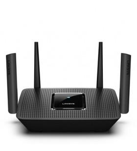 Linksys MR8300 router wireless Tri-band (2.4 GHz   5 GHz   5 GHz) Gigabit Ethernet Negru