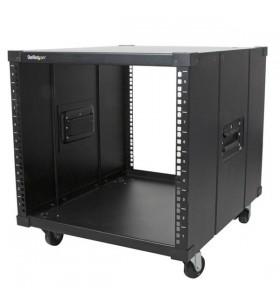 StarTech.com RK960CP rack-uri 9U Raft de sine stătător Negru