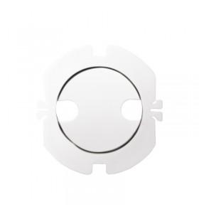 "Capac de protectie priza (pentru copii) LOGILINK, inchidere automata, set cu 10 bucati, white, ""EC3002"""