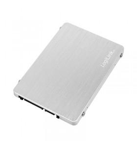"RACK EXTERN LOGILINK M.2 SSD, Aluminiu, silver, ""AD0021"""