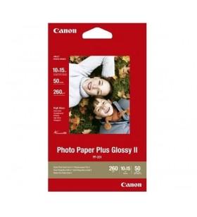 Canon PP-201 hârtii fotografică Roşu Glasată tip high-gloss