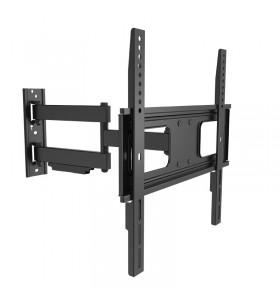 """SUPORT de perete pt. TV/monitor, ajustare orizontala, max. 55"""", max. 50 Kg, Compatibil VESA max. 400 x 400 mm, Logilink, """"BP00"""