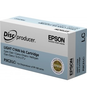 Epson Discproducer Ink Cartridge, Light Cyan (MOQ10)