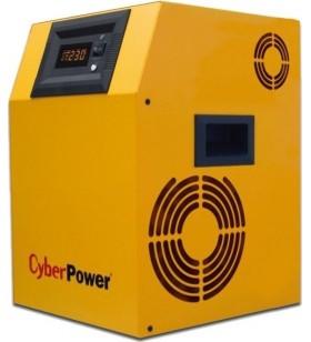 UPS CYBER POWER Inverter (pt. motoare, pompe etc.), Sinusoida Pura,  1500VA/ 1050W, AVR, 2 x socket Shucko &amp 1 x Terminal Blo