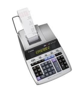 Canon MP1211-LTSC calculator Spaţiul de lucru Calculator cu tipărire Argint
