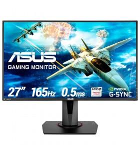 """ASUS VG278QR 68,6 cm (27"""") 1920 x 1080 Pixel Full HD LED Negru"""